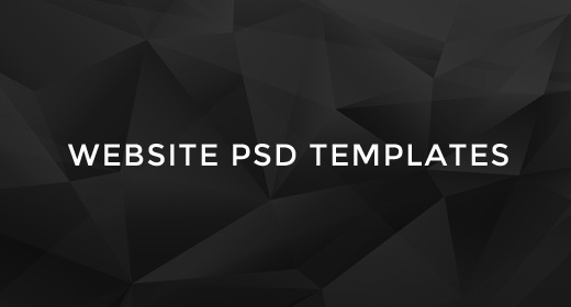 Website PSD Templates by Ninzio