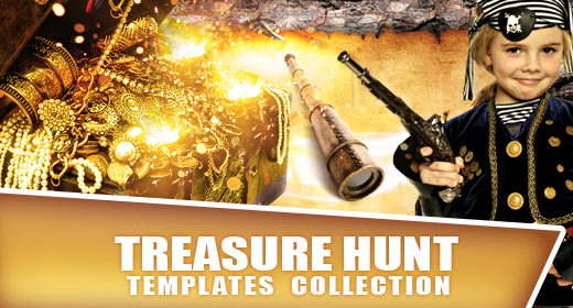 Treasure Hunt Templates