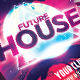 Future House Poster & Facebook Package - GraphicRiver Item for Sale