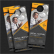 Corporate Door Hangers V19 - GraphicRiver Item for Sale