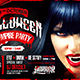 Halloween Night Party Flyer vol.3 - GraphicRiver Item for Sale