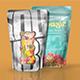 Plastic Foil & Paper Bag Mock Up - GraphicRiver Item for Sale