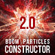 Boom Particles Logo Constructor 2 Nulled