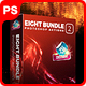 8 Actions Bundle - GraphicRiver Item for Sale