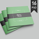 Square Brochure Mockup - GraphicRiver Item for Sale
