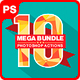 Mega Actions Bundle - GraphicRiver Item for Sale