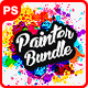 Painter Bundle - GraphicRiver Item for Sale