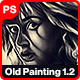 Old Painting Photoshop Action - GraphicRiver Item for Sale