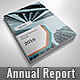 Annual Report Template vol.01 - GraphicRiver Item for Sale