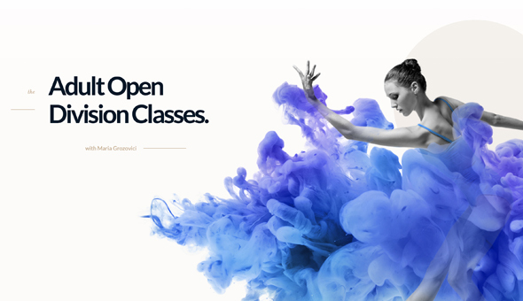 Dance WordPress Theme - Pirouette Studio