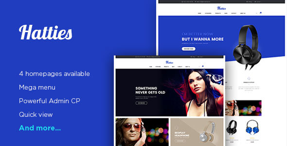 Leo Hatty Responsive Prestashop Theme