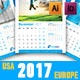 Calendar 2017 - A3 - GraphicRiver Item for Sale