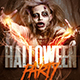 Halloween Party | Zombie Flyer Template - GraphicRiver Item for Sale