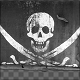 Pirate Flag Rolling 02 - VideoHive Item for Sale