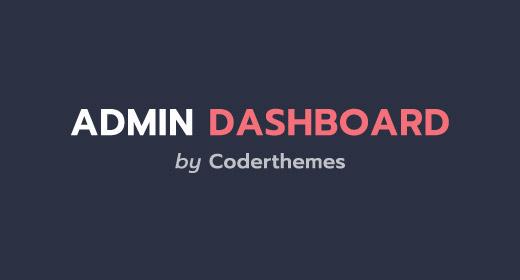 My Admin Dashboard