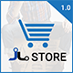 JL Store Multipurpose Responsive eCommerce HTML5 Template - ThemeForest Item for Sale
