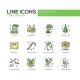 Christmas and New Year - Line Design Icons Set - GraphicRiver Item for Sale