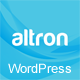Altron - Multi-Purpose Landing Page WordPress Theme - ThemeForest Item for Sale