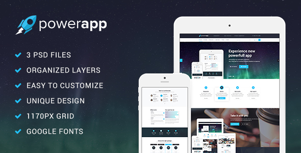 PowerApp_PSD_Template