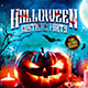 Halloween Night Party Flyer vol.4 - GraphicRiver Item for Sale