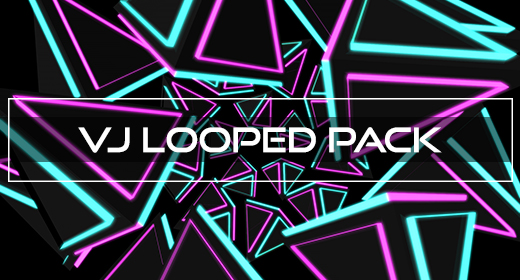 VJ Looped Pack