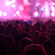 Crowd Listening Live Music In Concert - VideoHive Item for Sale