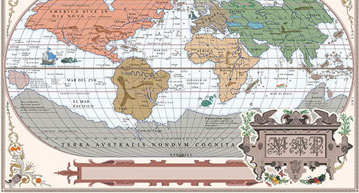 Old Maps Globes Travel Backgrounds