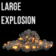 Large Explosion - VideoHive Item for Sale