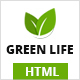 GreenLife - Gardening and Landscaping HTML5 Template
