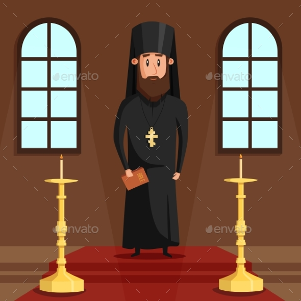 christianity and priest Based upon traditional christian scripture, community creedal statements, and non-canonized historical writings of the christian church fathers, primitive christianity taught that jesus of.