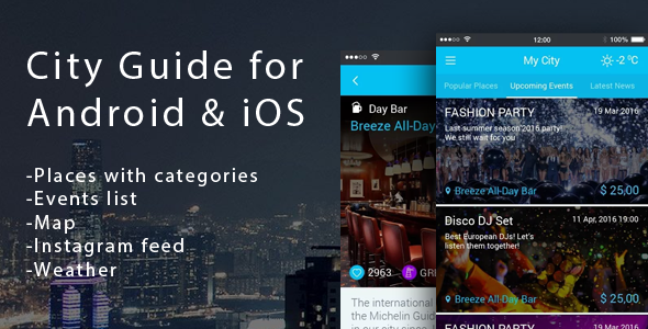 MyCity - Geolocation directory and events guide Download