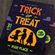 Trick or Treat Halloween kids Flyer - GraphicRiver Item for Sale