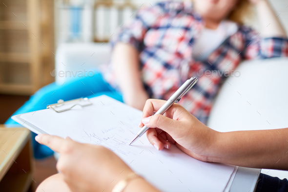 Psychotherapy - Stock Photo - Images