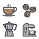 Coffee Icon - GraphicRiver Item for Sale