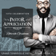 Pastor Appreciation Flyer Invitation - GraphicRiver Item for Sale