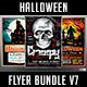 Halloween Flyer Bundle V7 - GraphicRiver Item for Sale