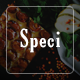 Speci - Restaurant Html Templates - ThemeForest Item for Sale