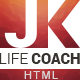 Life Coach - Multipage HTML Template with Visual Builder Nulled