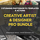 Creative Artist Designer Add-On Bundle (4in1) - GraphicRiver Item for Sale