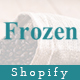 Ap Frozen Shopify Theme - ThemeForest Item for Sale