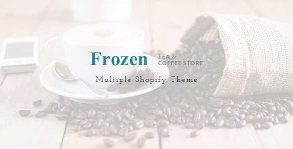 Ap Frozen Shopify Theme