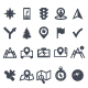 Navigation Icons - GraphicRiver Item for Sale