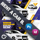 Ren A Car Bundle Templates - GraphicRiver Item for Sale