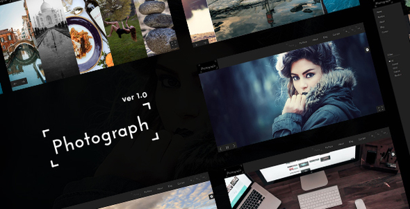 Photograph – Awesome Photography Portfolio Template