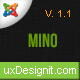 Mino - Business, Coporate Joomla 3 Responsive Templates Nulled