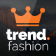 TrendFashion - Multipurpose Responsive Shopify theme Nulled
