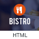 Bistro - Food & Restaurant - ThemeForest Item for Sale