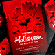 Halloween Flyer V22 - GraphicRiver Item for Sale