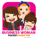Business Woman Pack - GraphicRiver Item for Sale