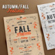 Autumn/Fall Festival Flyer - GraphicRiver Item for Sale